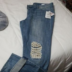 Michael kors detailed jeans.